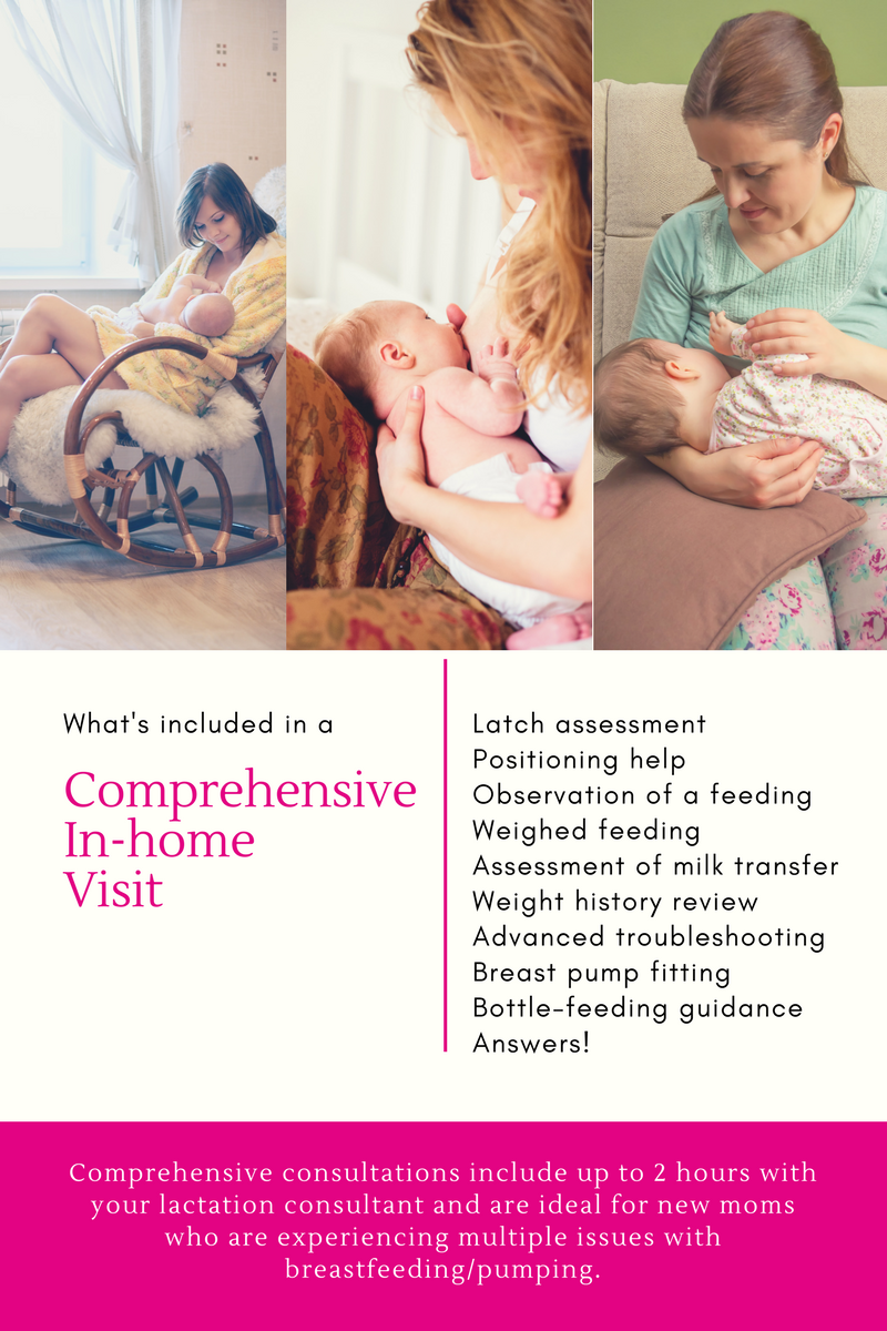 In-Home Lactation Consultation Help with Breastfeeding In Orlando FL